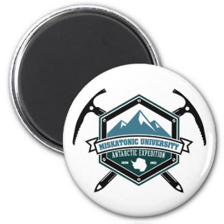 Miskatonic University Antarctic Expedition Magnet