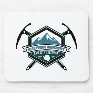 Miskatonic University Antarctic Expedition Mouse Pad