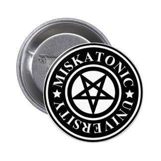 MISKATONIC UNIVERSITY PIN