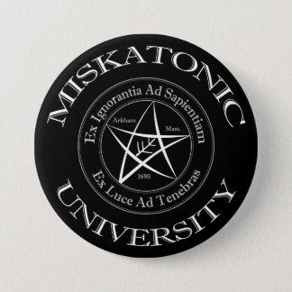 Miskatonic University Button