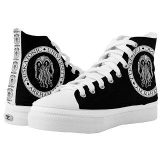 Miskatonic University CTHULHU HP LOVECRAFT Shoes
