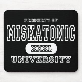 Miskatonic University Dark Mouse Pad