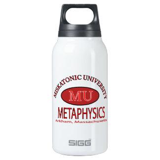 Miskatonic University, Department of Metaphysics Insulated Water Bottle
