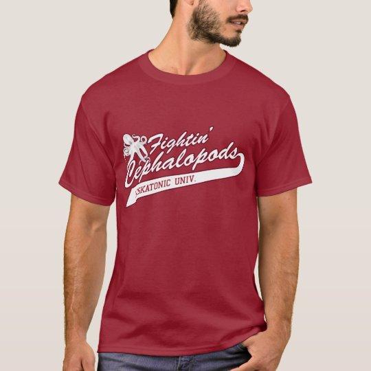 Miskatonic University Fightin' Cephalopods T-Shirt
