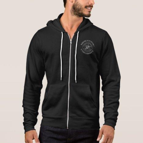 Miskatonic University Fleece Zip Jogger Hoodie