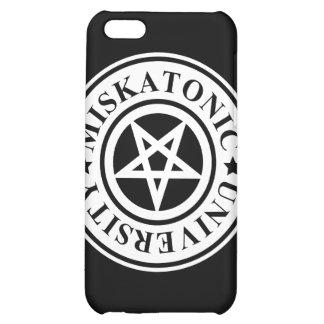 MISKATONIC UNIVERSITY iPhone 5C CASE