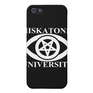 MISKATONIC UNIVERSITY iPhone 5 CASES