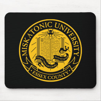 Miskatonic University Mouse Pad