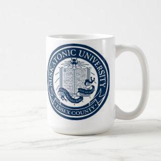 Miskatonic University Classic White Coffee Mug
