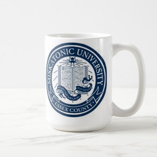 Miskatonic University Coffee Mug