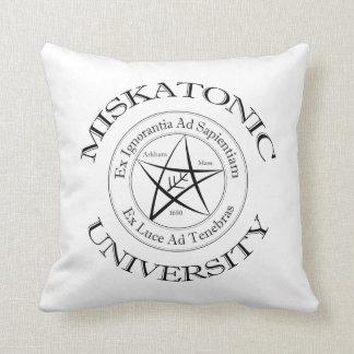 Miskatonic University Pillow