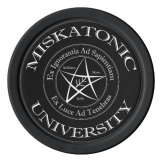 Miskatonic University Poker Chips