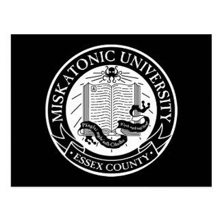Miskatonic University Postcard