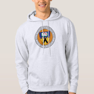 Miskatonic University Seal Hooded Sweatshirt