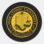 Miskatonic University Stickers