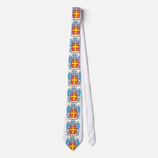 Miskela Coat of Arms - Family Crest Tie