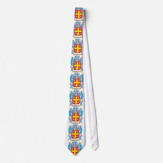 Miskela Coat of Arms - Family Crest Tie