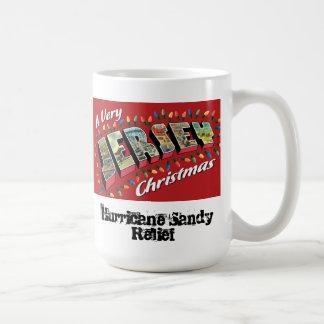 Mismo taza de café de Navidad del jersey