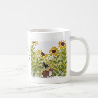 Mismo un par del conejito taza
