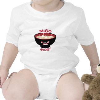 Miso Angry Tee Shirts