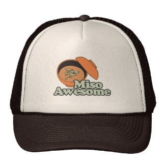 Miso Awesome Hats