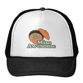 Miso Awesome Trucker Hat