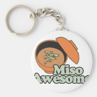 Miso Awesome Keychains