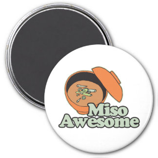 Miso Awesome Magnets