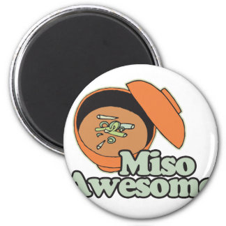 Miso Awesome Magnet