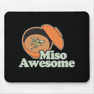 Miso Awesome Mouse Pad