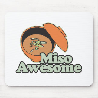 Miso Awesome Mouse Mat
