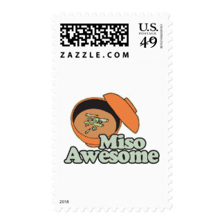 Miso Awesome Postage