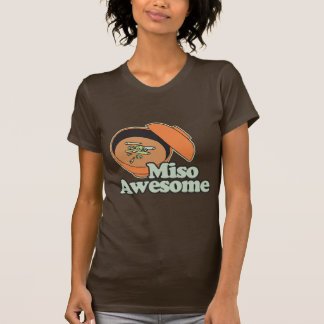 Miso Awesome T-shirts
