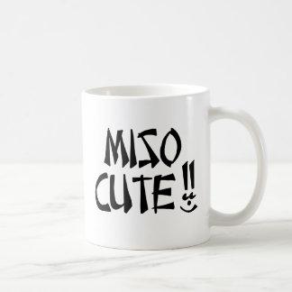Miso Cute Item Coffee Mugs