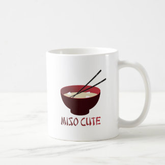 Miso Cute Coffee Mugs