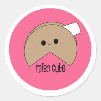 Miso Cute Stickers