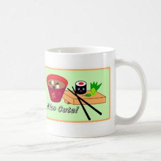 Miso Cute Sushi Mug