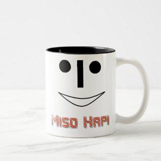 Miso Hapi Coffee Cup  Mug