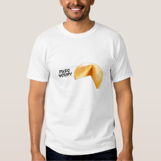 Miso Horny Fortune Cookie Asian Shirt
