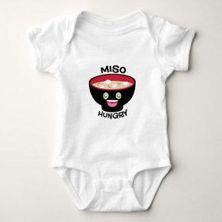 Miso Hungry Baby Bodysuit