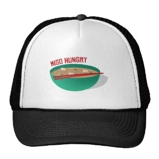 Miso Hungry Mesh Hats