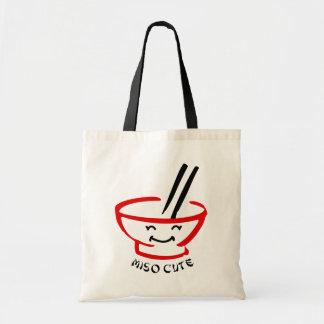 Miso lindo bolsas de mano