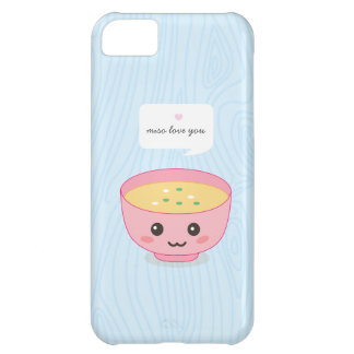 Miso Love You iPhone 5C Case