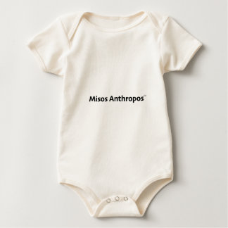 Misos Anthropos Baby Bodysuit