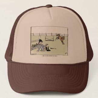 Misplaced My Horse Trucker Hat