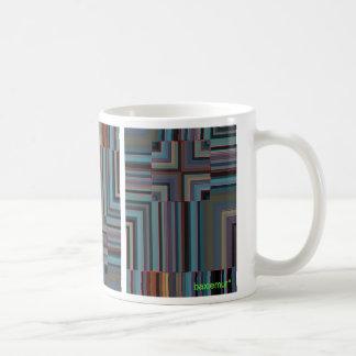 Misplaced Up and Down Coffee Mug
