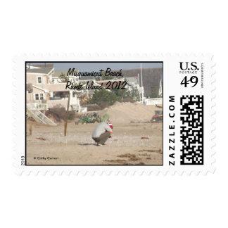 Misquamicut Beach, Rhode Island 2012 Stamp