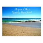 Misquamicut Beach RI Postcard