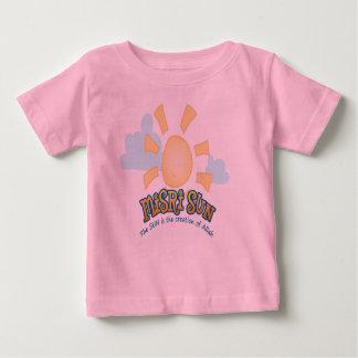 Misri Sun - The SUN is the creation of Allah Baby T-Shirt