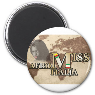 miss afro italia ufficiale.jpg 2 inch round magnet